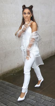 Ariana Grande at BBC 1 Studios in London 11/4/15