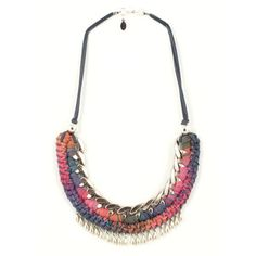 Sinu Necklace now featured on Fab.