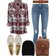 Untitled #1259 by rawr-amber123 on Polyvore featuring polyvore, fashion, style, Rails, Frame Denim, P.A.R.O.S.H., Converse, Proenza Schouler and Dorothy Perkins