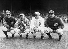 Lou Gehrig : Rare Lou Gehrig photos