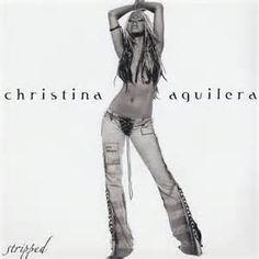 Christina Aguilera - Stripped on Vinyl 2LP