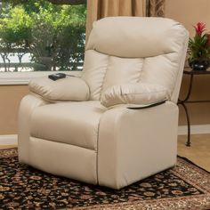Achieve total relaxation with the Danner Leather Lift Up Recliner , covered in a luxurious leather upholstery in your choice of available color. Stylish Recliners, Lift Recliners, Living Furniture, Home Decor Furniture, Queen Chair, Round Glass Coffee Table, Lounge Seating, Leather Recliner, Upholstered Sofa