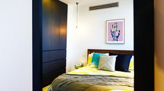 Brad + Dale's bedroom | The Block Fans v Faves | 9Jumpin Bedroom Wardrobe, Cabinet Makers, Home And Family, Fans, Luxury, House, Inspiration, Melbourne, Furniture