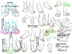 Drawing Tips Body Shape Drawing Legs, Feet Drawing, Body Drawing, Anatomy Drawing, Figure Drawing, Drawing Step, Human Anatomy, Manga Drawing Tutorials, Drawing Techniques