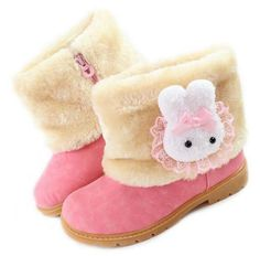 Glorious Newborn Toddler Baby Girls Snow Shoes Winter Toddler Infant Cute Stiching Warm Kids Girl Plush Sole Crib Shoes Boots Moccasins Baby Shoes Boots
