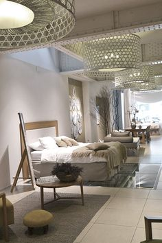 Coco-Mat: great shop with gorgeous bed concepts