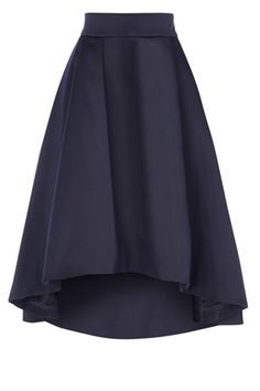 With its soft A-line shape, the statement Deborah High Low Skirt is a stunning piece which will see you through the seasons in style. Nipping you in at the waist beautifully, the wide waistband makes for an enviable silhouette, whilst the high low hem adds a modern touch. This pocketed skirt fastens with a concealed back zip. Skirt measures 36cm from waist to back hem.