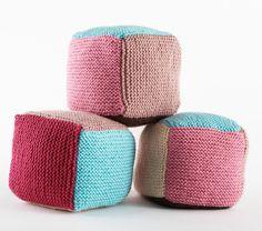 Beginner Baby Blocksin Lion Brand Vanna's Choice and Vanna's Choice Baby - L10656. FREE knitting pattern by Lion Brand Yarns. Get the downloadable PDF from Loveknitting.