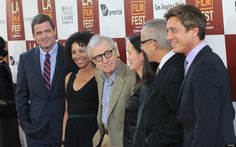 Woody Allen, 'To Rome With Love' Director