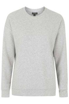 Brushed Sweatshirt