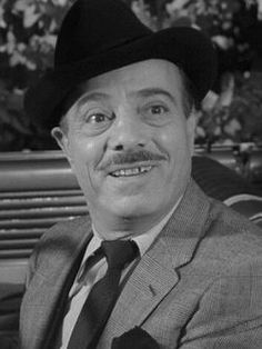 JAY NOVELLO (1904 - 1982) played many ethnic characters.