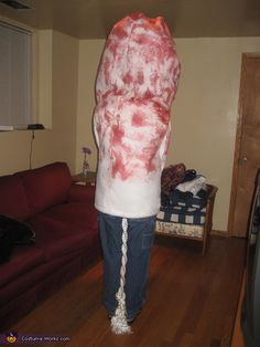 The Dirty Tampon - Halloween Costume Contest