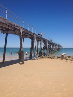 semaphore beach sout