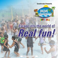 Rise high with the amazing rides at #MMFunCity For More: https://goo.gl/Su9dWZ #Waterpark #SundayFun #WavePool