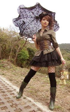 STEAM PUNK FASHION TRENDS | Fabolous Fashion Trend (85 pics)