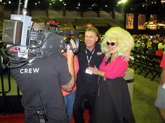 Kissemmee, Florida with owner Dana Mecum at his annual Mecum Auto Auctions.
