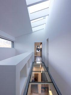 Residential building   Design*21   Switzerland - Modern - Hallway & Landing - by Leicht Küchen AG