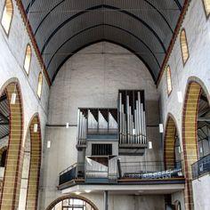Die Orgel #musik #Instrument #kirchenmusik #erfurt #kirche