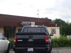 U.S. Commissary in Schweinfurt, Germany. I think this is new from when I was there.