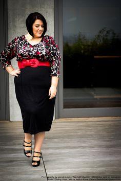 Life & Style of Jessica Kane { a body acceptance and plus size fashion blog }: Goddess