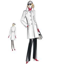 mccall's marfy coat  F1414