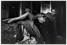 Ugo Mulas   Edie Sedgwick e Andy Warhol   New York   1964
