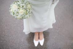 Wunderschöner Hochzeitsstrauss :-)
