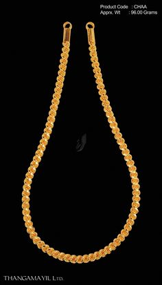 Latest Gold Thali Kodi Saradu Chain Designs