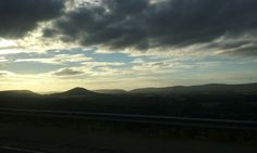 Driving home from Upstate, NY