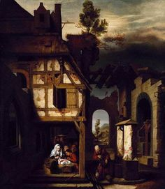 Dutch Master Paintings: Nicolaes Maes