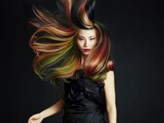 Hair Color How To: The Origami Collection from Paul Mitchell