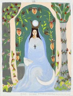 Rachel Mosler - The High Priestess – Buy Some Damn Art