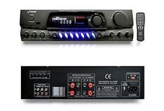 Stereo Receivers: Pyle Pt260a 200-Watt Digital Am Fm Stereo Receiver -> BUY IT NOW ONLY: $106.77 on eBay!