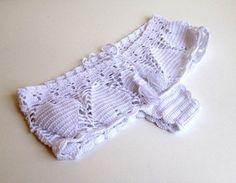 white swimwear bikini bikini bottoms sexy beach shorts lace crochet shorts white beach shorts sexy shorts swimsuit 2014
