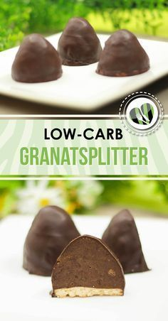 Die low-carb Granatsplitter sind wohl die beste Alternative um Kuchenreste zu ve… The low carb shrapnel are probably the best alternative to process cake leftovers. And best of all, the recipe is gluten-free. Low Carb Sweets, Low Carb Desserts, Low Carb Recipes, Diet Recipes, Paleo Dessert, Dessert Recipes, Paleo Snack, Dieta Paleo, Convenience Food
