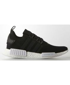 buy popular ed66c c2518 Adidas Core NMD R1 Primeknit Black Monochrome Sz 14 Best-Selling