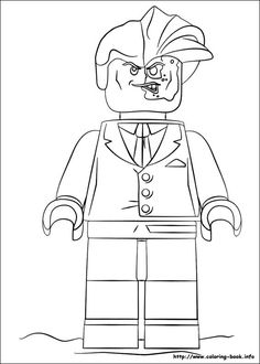 Since The Children Are Finding Hard To Control Their Enthusiasm Weve Compiled A List Of Lego Batman Movie Coloring Pages Featuring All Characters
