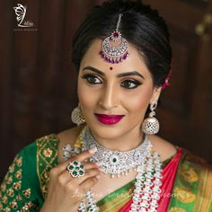 Bride Poses, Wedding Poses, Beautiful Bollywood Actress, Beautiful Indian Actress, Indian Bridal Photos, Bride Portrait, Bridal Photography, South Indian Actress, Interesting Faces