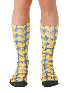 Rubber Ducks Sport Socks Crazy Socks, Sport Socks, Rubber Duck, Ducks, Unisex, Heels, Sports, Collection, Products
