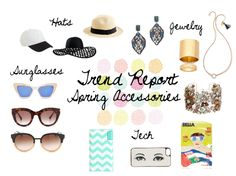 Trend Report // Spring Accessories on the blog! http://www.polishedclosets.com/blog/2014/2/21/trend-report-spring-accessories
