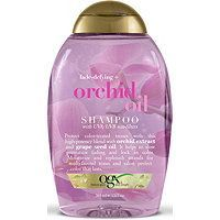 You love your color so protect it with UV fighting OGX Fade-Defying + Orchid Oil Shampoo! Keep your colorful hair days ahead! Ogx Shampoo, Hair Shampoo, How To Grow Natural Hair, Natural Hair Styles, Best Color Safe Shampoo, Ph Balanced Shampoo, Get Thicker Hair, Walmart, Solid Shampoo