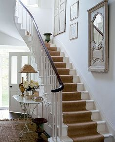 Staircase: Seagrass runner