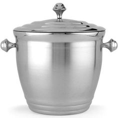 Kind-Hearted Apollo Stainless Steel Double Wall Ice Bucket Dishwasher Safe Beautiful And Charming Kitchen, Dining & Bar