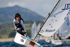 Volvo Gill Optimist Nationals at Pwllheli Sailing Club Day 2