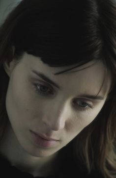 """Rooney Mara   """"Side Effects"""" 2013 She does """"depressed"""" very well."""