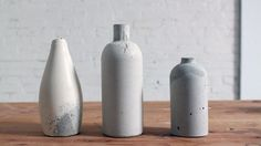 Learn how to make a concrete vase by watching ben uyeda of HomeMade-Modern.com turn trash and cement into style decorations for a modern home.