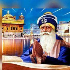 Baba Deep Singh Ji, Ek Onkar, Harmandir Sahib, Dev Ji, Golden Temple, Amritsar, Tatoos, Sikh Quotes, Captain Hat
