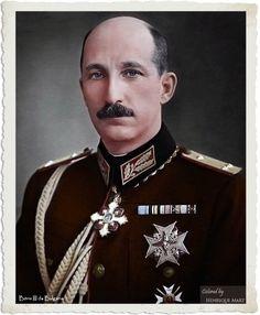 Boris III of Bulgaria https://www.facebook.com/centenariogg.oficial/