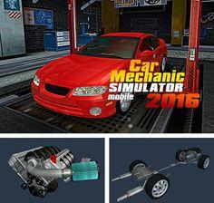 Baixar Car mechanic simulator mobile 2016 - jogo para Android gratis alem do jogo apk Construção e guindaste: Simulador 2017.