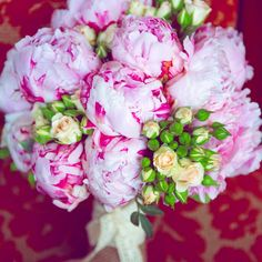 My perfect wedding bouquet